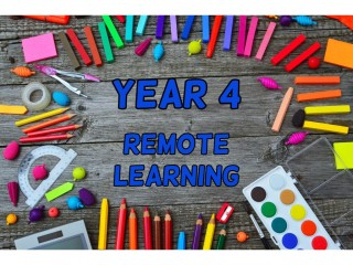 22.02.21 Y4 Remote Learning